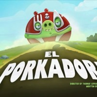 Angry Birds Toons: El Porkador!