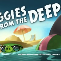 Angry Birds Toons: Piggies From The Deep