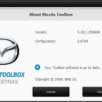 Mazda Toolbox