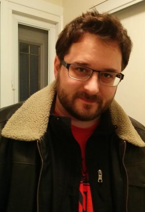 A photo of Dominic Bercier