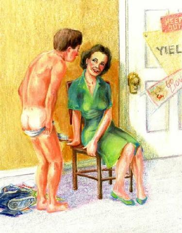 strict school mistress spanking
