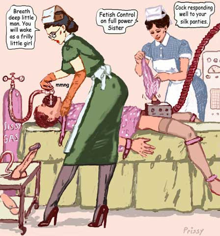 castration fantasy cartoons
