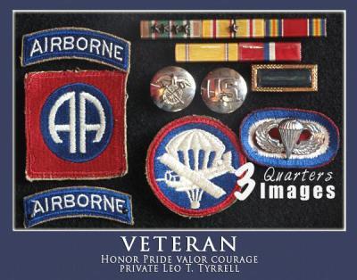 WWII and Korean War Veteran Ribbons