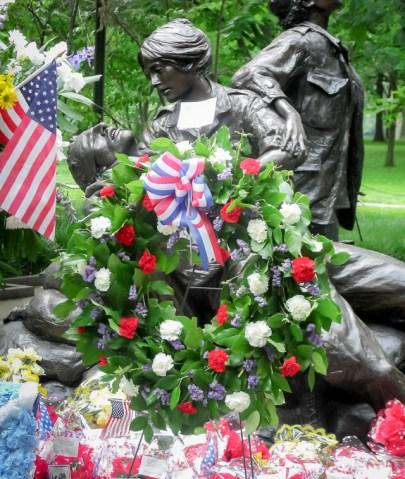 Nurses Veteran Memorial, Washington DC