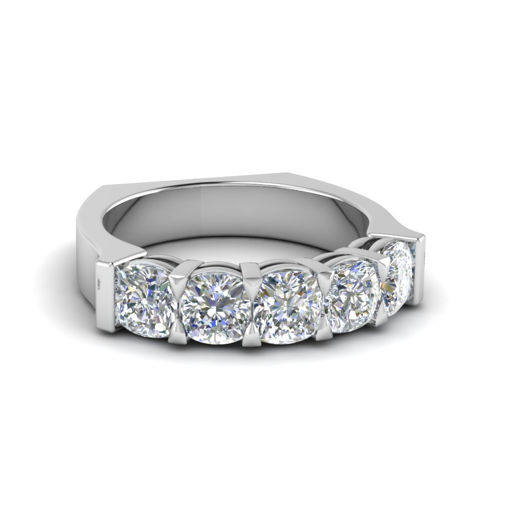 wedding bands womens diamond wedding band Michael M Women s Band RB product image