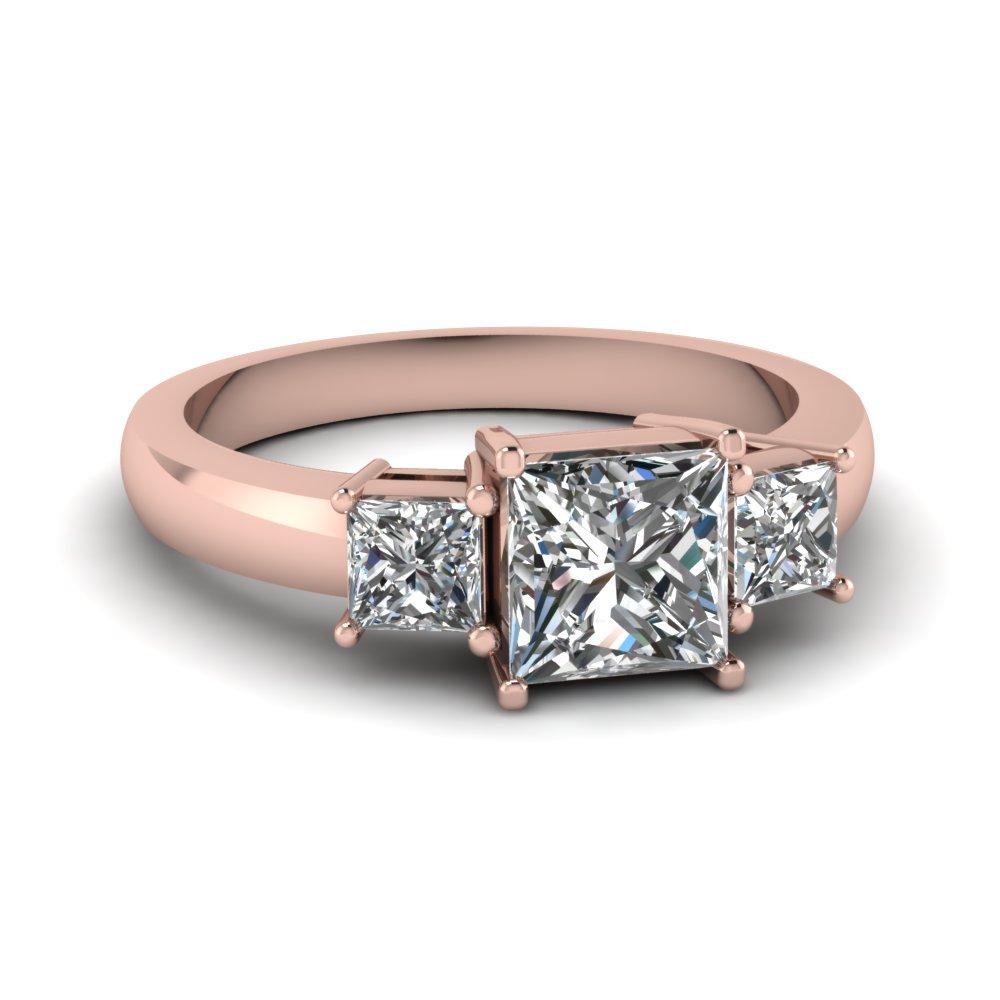 halo round cut square engagement ring sylvie square diamond wedding rings Alexis Diamond House 18K White Gold Halo Round Cut Square Engagement Ring by designer Sylvie