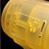 Пример 3D-печати ProJet 5000