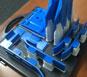 uPrint SE производит прототипы используя 2 материала