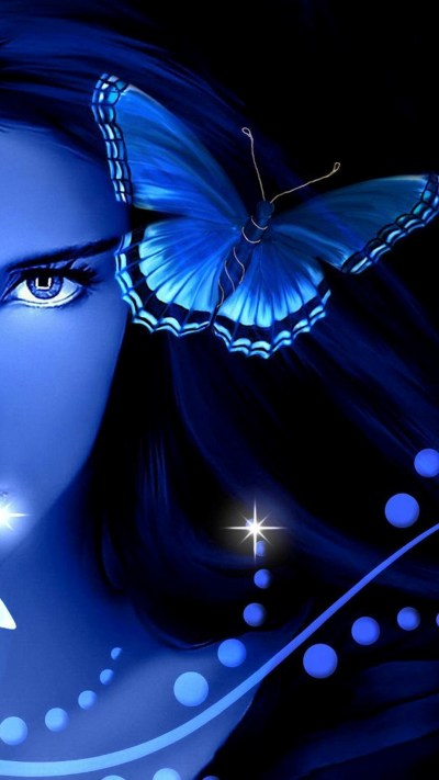 Blue Butterfly HD Wallpapers For Android - 2019 Android Wallpapers