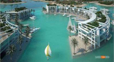 World Islands Dubai   3DCADCO