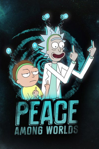 Wallpaper Rick and Morty iPhone | 2019 3D iPhone Wallpaper