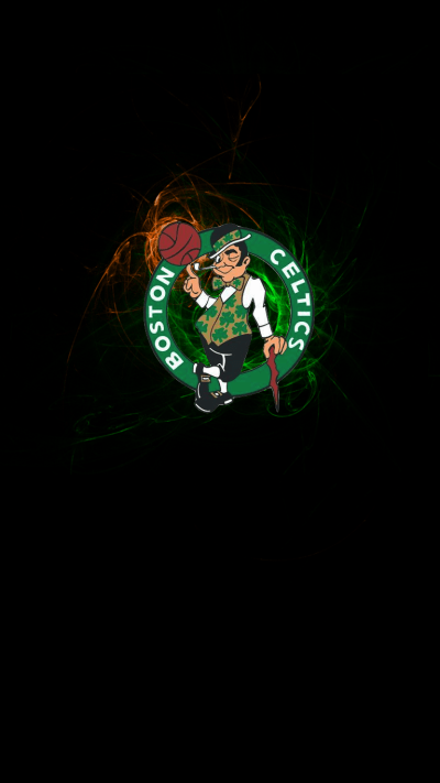 Boston Celtics Banners Wallpaper | 2019 3D iPhone Wallpaper