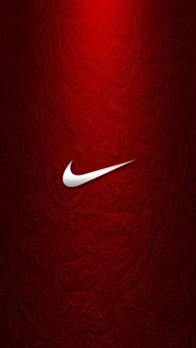 Red Nike Wallpaper iPhone | 2019 3D iPhone Wallpaper