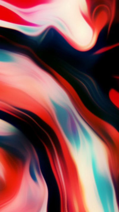 Fluid iPhone 8 Wallpaper HD | 2019 3D iPhone Wallpaper