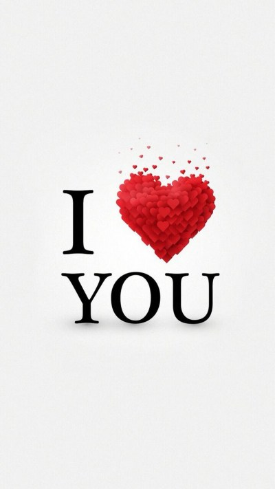 Valentine I Love You Wallpaper   2019 3D iPhone Wallpaper