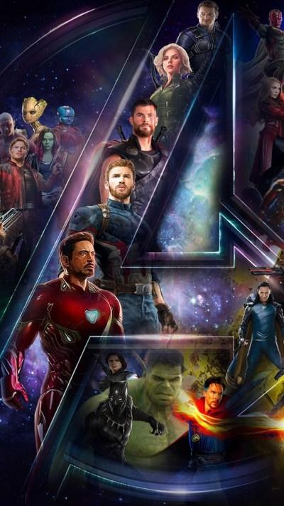 Avengers Infinity War iPhone Wallpaper   2019 3D iPhone Wallpaper