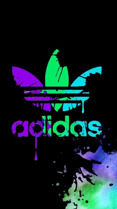 iPhone Wallpaper HD Adidas | 2019 3D iPhone Wallpaper