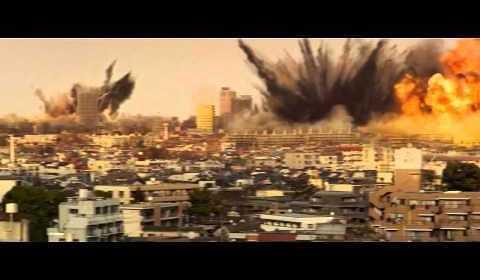 Giant God Warrior Appears in Tokyo – 「巨神兵東京に現わる」特撮短編映画がYoutubeに公開!「ナウシカ」に登場する巨神兵を用いたスピンオフ作品!