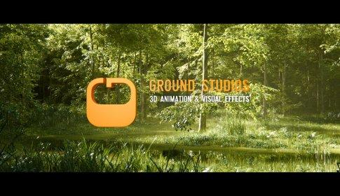 GROUND STUDIOS showreel