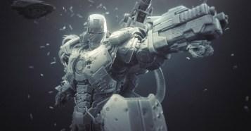Zbrush Concept WAR MACHINE