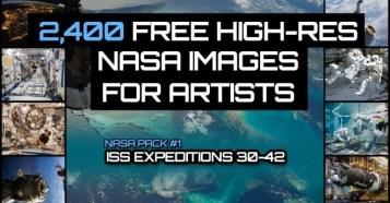 NASA PACK 1