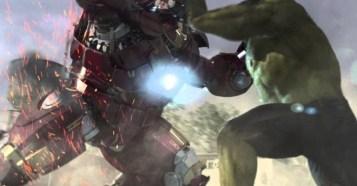 IRON MAN: GAMMA PROTOCOL - TEASER - アイアンマン(ハルクバスター)VSハルクの戦いを描くファンメイドCG作品ティーザートレーラー!