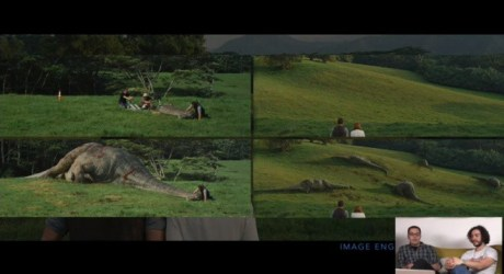 Behind the scenes on Jurassic World with Image Engine