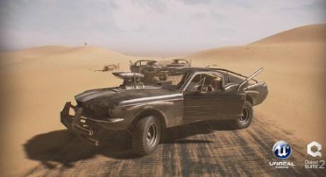 Game Vehicle Development