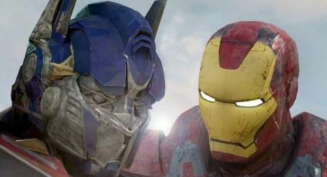 IRONMAN vs OPTIMUS PRIME - アイアンマンとオプティマスプライムの激しい戦いを描いたショートフィルムが熱い!