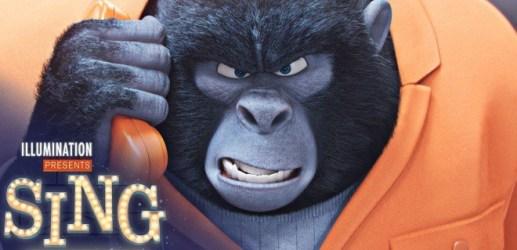 SING Trailer - スターを目指して動物たちが歌う!イルミネーション・エンタテインメントによる新作CG映画のトレーラーが公開!