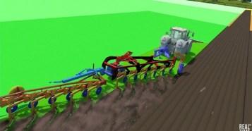 Farming Simulator E3 Trailer 2017 VFX Breakdown - RealtimeUKが手掛けた農業シミュゲーのCGトレーラーVFXブレイクダウン!