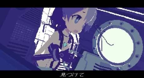 tilt×百舌谷「夜明け前のレゾナンス」オリジナルMV - ドット絵風映像が素敵なミュージックビデオ!
