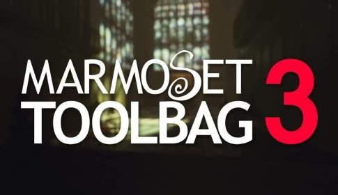 Introducing Marmoset Toolbag 3 - アニメーション・GI・テクスチャBAKE等にも対応したリアルタイムビジュアライズソフト!2016年11月25日リリース予定!