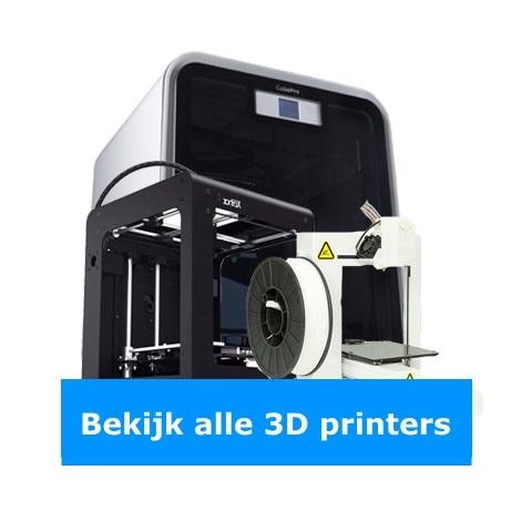 Bekijk alle 3D printers