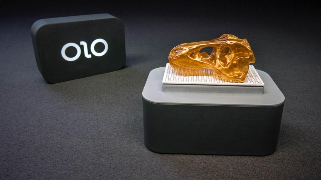 olo smartphone 3D print