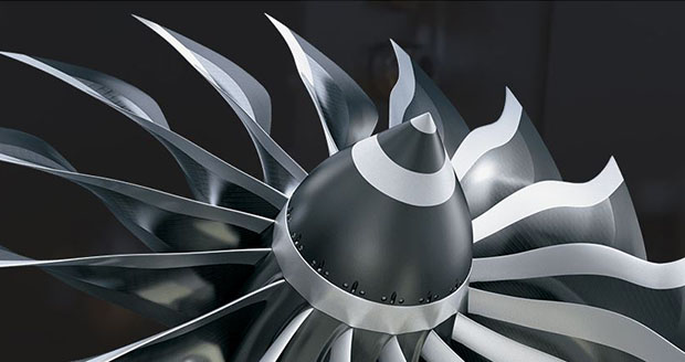GE9X engine to get fewer, thinner fan blades - AMD – Aerospace Manufacturing and Design