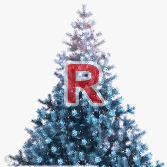 Christmas Tree R 3d model