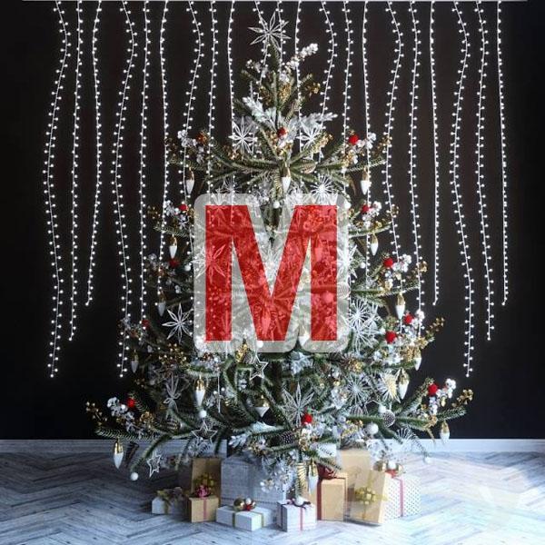 Christmas Tree M 3d model