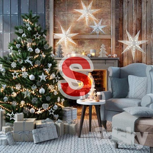 Christmas Tree S 3d model