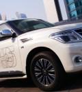 مطعم لا كانتين دو فوبور دبي يطلق خدمة نيسان باترول مع السائق المجانية