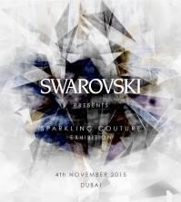 سواروفسكي تستضيف معرض أزياء الهوت كوتور المتلألئة