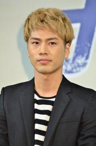 登坂広臣 髪型 7