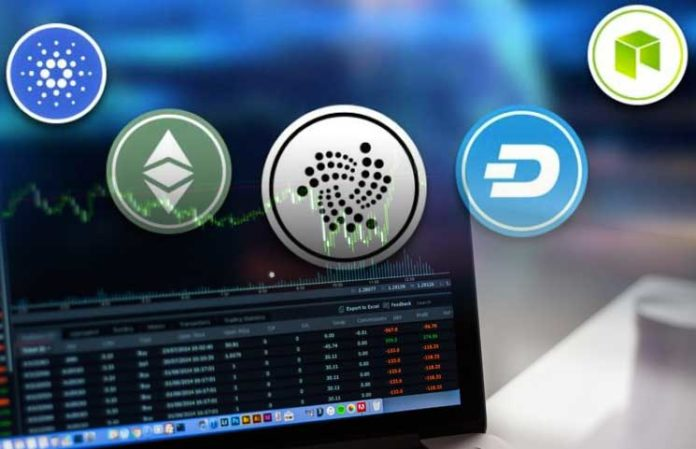 DASH  NEO  IOTA  Cardano  Ethereum Classic Price Analysis September 4th