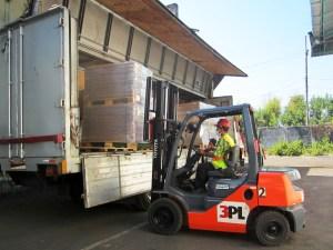 Manajemen Distribusi & Transportasi Logistik