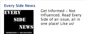 every side news facebook ad