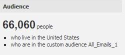 audience reach facebook