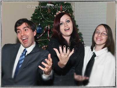 Our kids, Christmas 2012 www.3rsblog.com