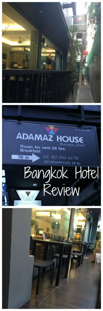 Adamaz House Bangkok: 3ten.ca