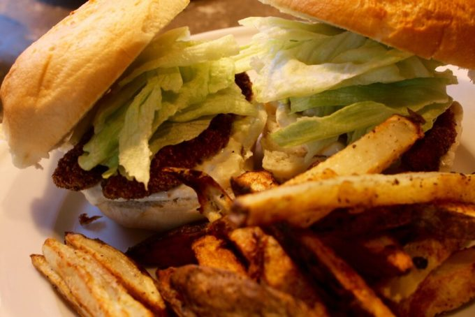 Gluten Free Wendy's Spicy Chicken: 3ten.ca