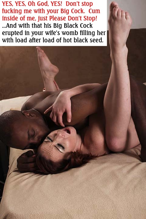 cuckold wife interracial impregnation